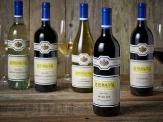 Rombauer wines