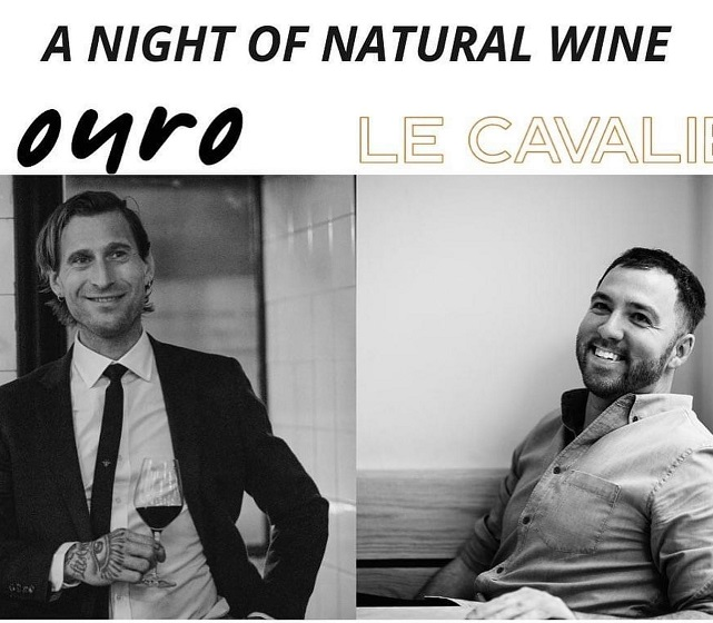 Wine Dinner at Le Cav 2