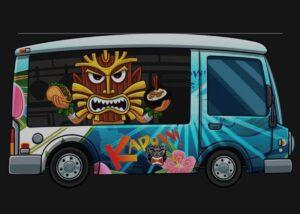 Kapow Food Truck