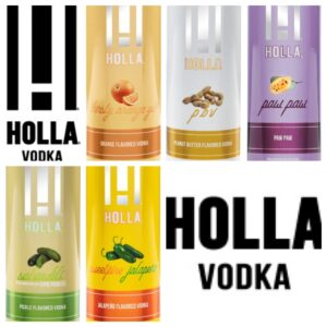 holla vodka